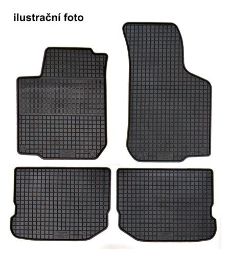 Gumové koberce pro CITROEN C4 Picasso 5-seat 06- Autobaterie - Autodoplňky - Autosklo