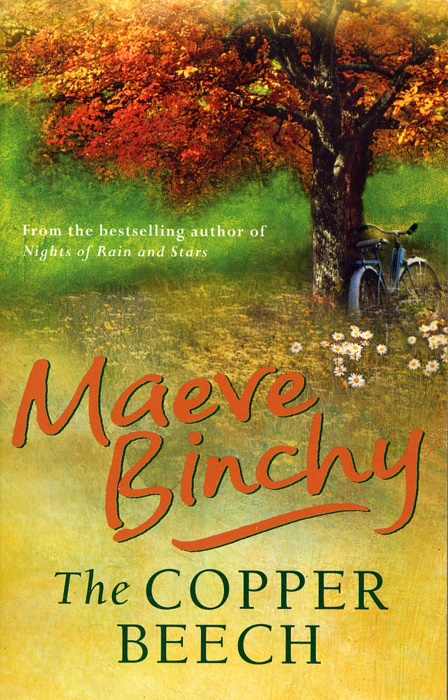 The Copper Beach...my virgin Maeve Binchy read. I became hooked!