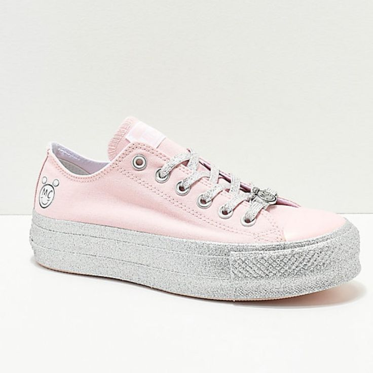 Converse #Schuhe # | #Converse #X #Miley #Cyrus #Chuck