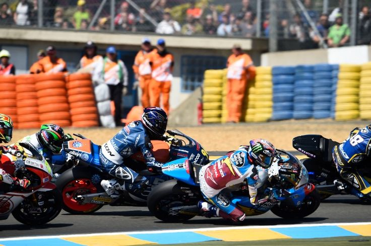 Alex Marquez, French Moto2 Race 2015