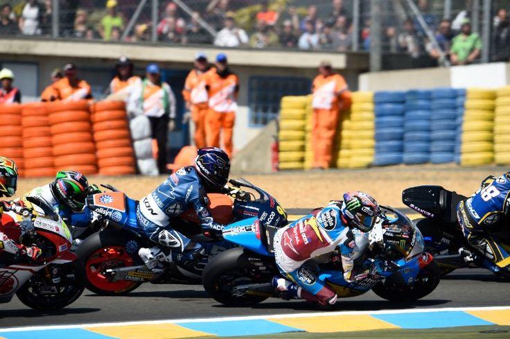 Alex Marquez, French Moto2 Race 2015