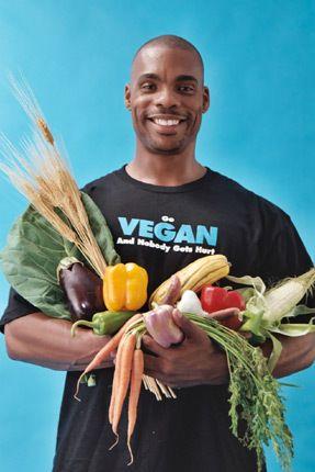 Kenneth G. Williams #Vegan #Athlete #Bodybuilder