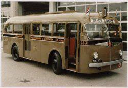 1958 DAF BBA Record