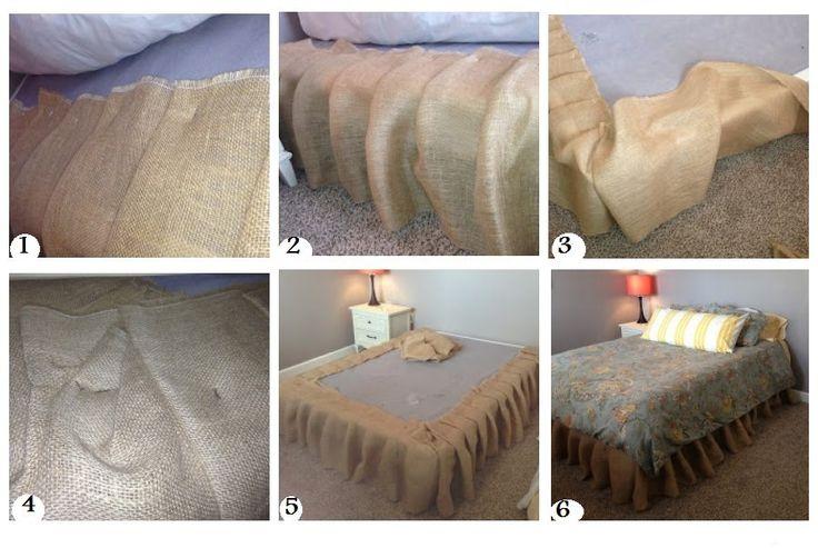 Mieux décorer le périmètre de votre lit: #décor_lit, #lit