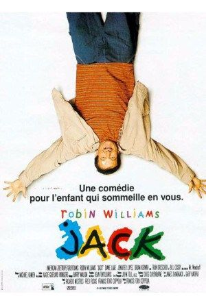 Watch Jack 1996 Online Full Movie.Jack Powell suffers from an affliction that makes him grow four times faster than normal, so the 10-year-old looks like a 40-year-old man.
