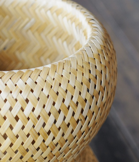 Basket Weaving With Bamboo : Best images about baskets to admire on