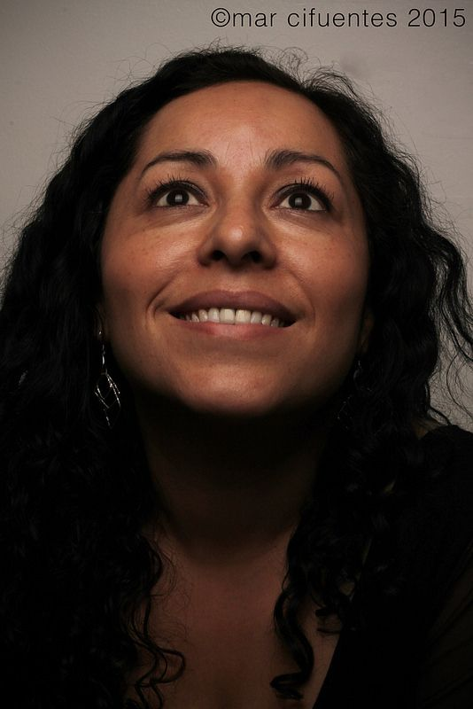 """Claudia, de la serie """"Mis Amigos de Facebook"""""""