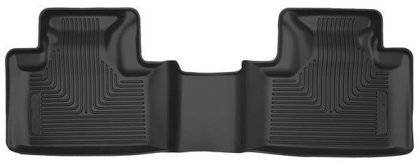 53661 Husky Liners X-act Contour Black 2nd Seat Floor Liner Fitment 2011-2015 Durango/Grand Cherokee