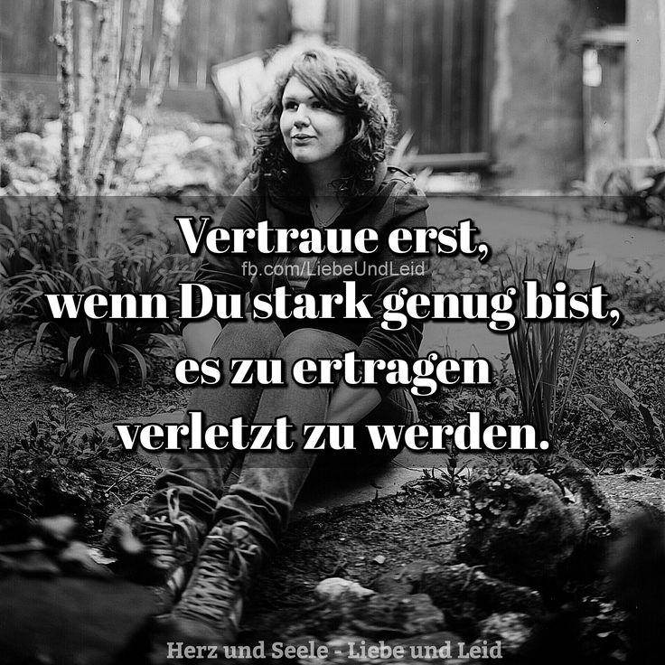 Vertraue erst … Besucht uns auch auf —> www.herz-und-seel… – herz-und-seele.eu
