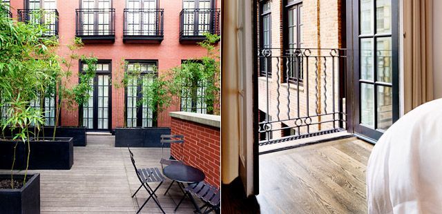 Reserve The Mercer Hotel, Soho NYC Boutique Hotels. NYC Luxury Deals