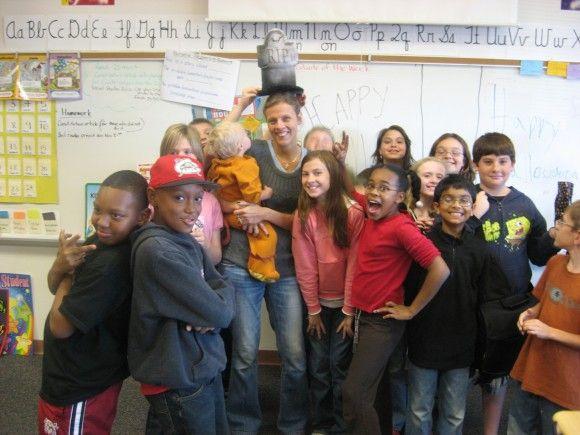 Experiences Teaching Overseas - North Carolina, USA