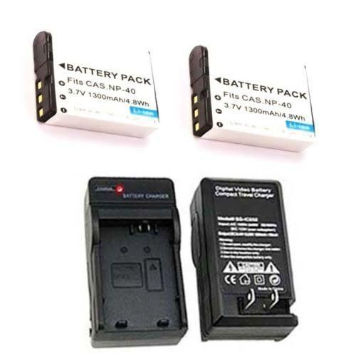 2X LB-060 BATTERY + CHARGER FOR KODAK PIXPRO AZ522 AZ521, KODAK AZ501, KODAK AZ421, KODAK AZ362 AZ361 Comment below your experience and review for this product please