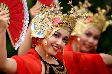 Gandrung Banyuwangi‐tarian tradisional yg indah!