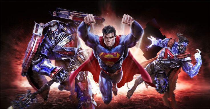 Infinite Crisis, dc comics, superman, 8k wallpaper