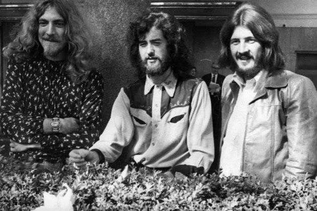 Led Zeppelin made their North American concert debut in Denver on Dec. 26, 1968.