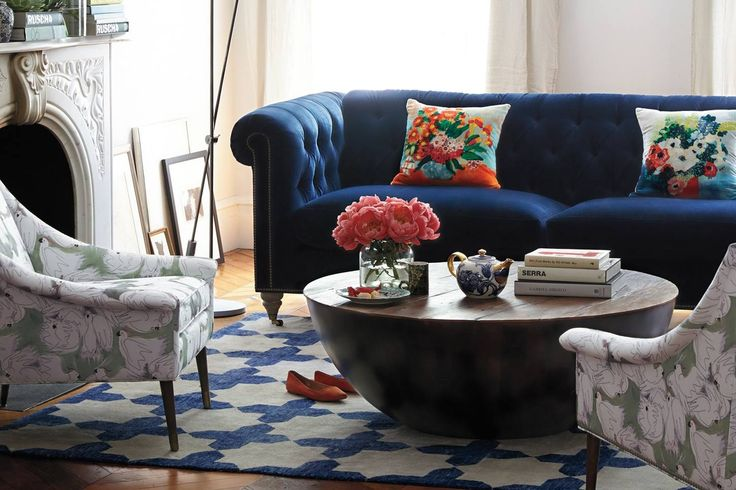 There's something intrinsically luxurious and old fashioned about a chesterfield. All that tufting! Those curved arms! There's just so much to love, which is probably why the chesterfield has remained a furniture classic decade after decade. We rounded up 12 options of the sofa silhouette for every budget, from low to high.