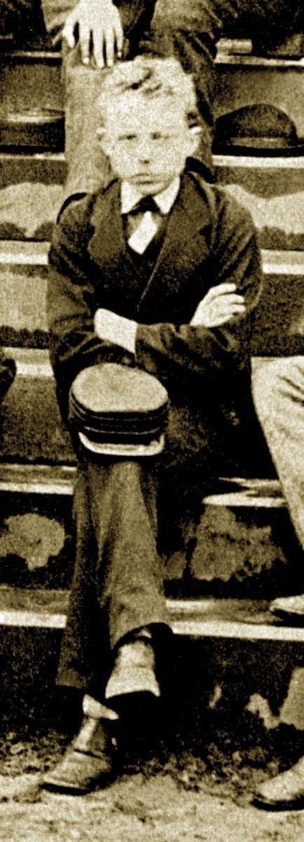 Vincent Van Gogh as 13-year old boy. Vincents Tekenlokaal, Tilburg. Vincent Van…