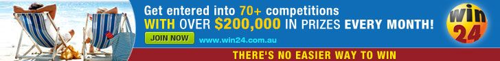 Competitions Australia - Enter Free Australian Competitions Online
