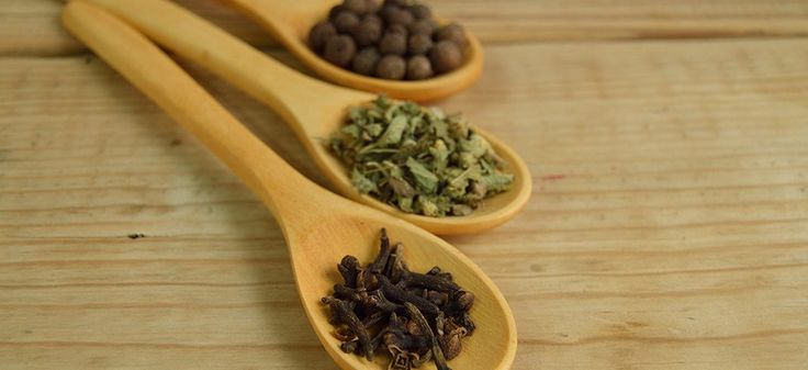 Maximise aromas with dry roasted spices