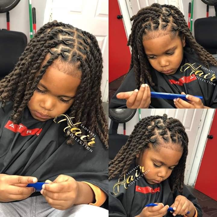 Pin By Moe Monique Keaton On Hair Happy Black Kids Hairstyles