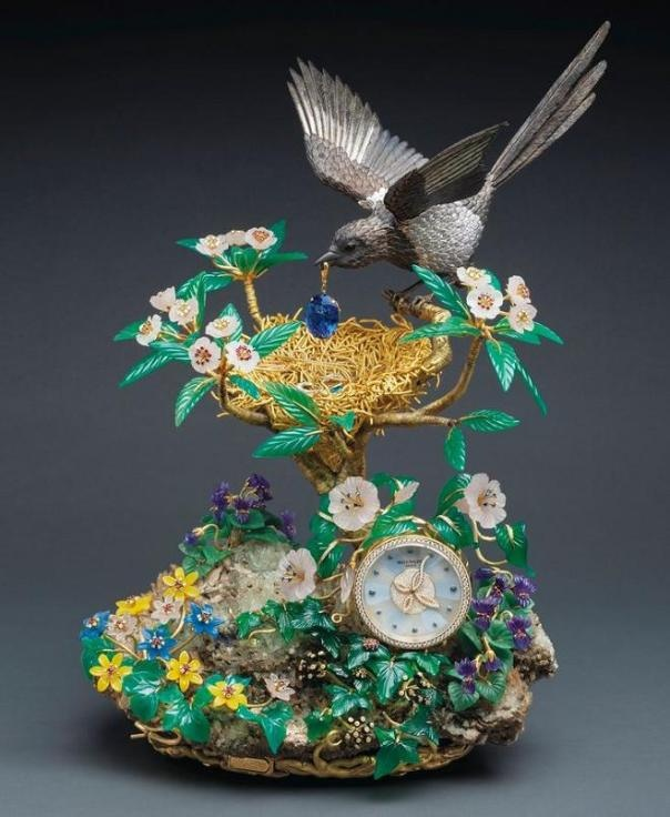 Ultra-Exclusivo Reloj Patek Philippe 'The Magpie Treasure Nest' Vendido Por $2,300,000