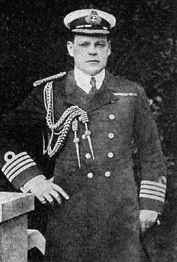 Admiral of the Fleet Rosslyn Erskine Wemyss, 1st Baron Wester Wemyss (12 Apr 1864 – 24 May 1933) was a Royal Navy officer. During the First World War he served as commander of the 12th Cruiser Squadron and then as Governor of Moudros before leading the British landings at Cape Helles and at Suvla Bay during the Gallipoli Campaign. He was Commander of East Indies  Egyptian Squadron in January 1916 and then First Sea Lord in December 1917.