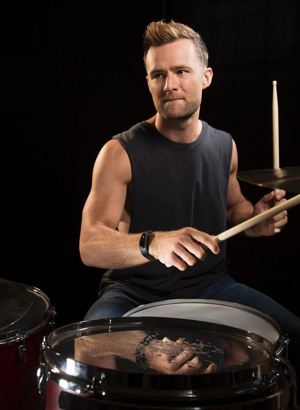 Harry Judd plays the drums in McFly and McBusted.