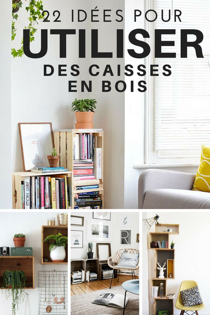 les 25 meilleures id es de la cat gorie caisses de pommes sur pinterest vitrines en bois. Black Bedroom Furniture Sets. Home Design Ideas
