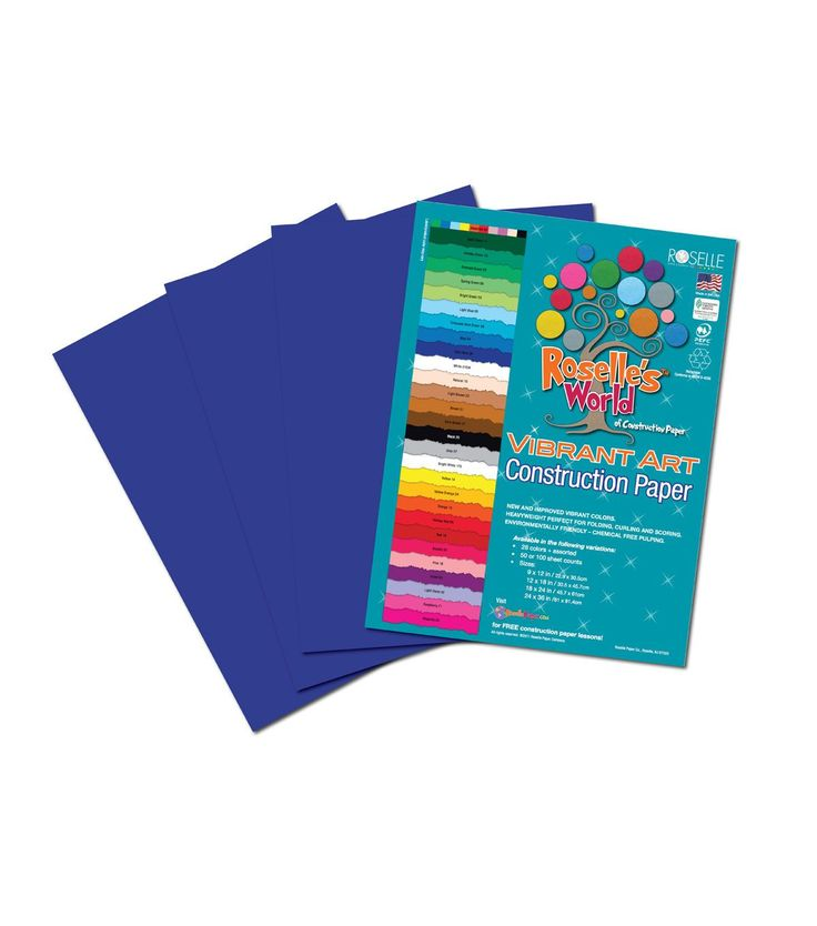 Sheets Pack of 60 Pacon Assorted Fadeless R 12 x 18