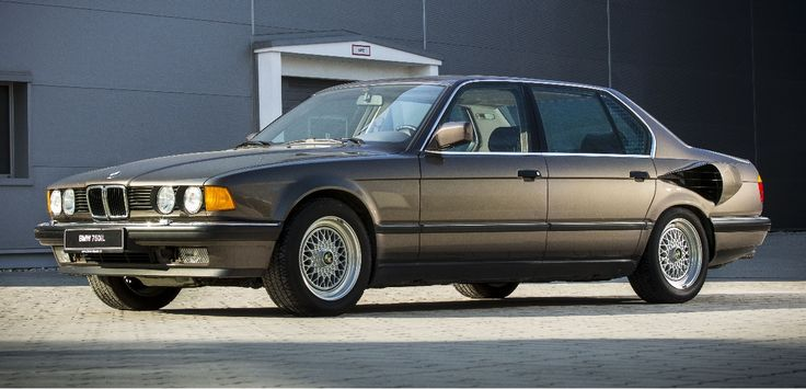 In the 1980s BMW wanted to create a powerful version of the 7 series (E32) that was going to be placed over the 750i and 750iL that were equipped with a 5.0-liter