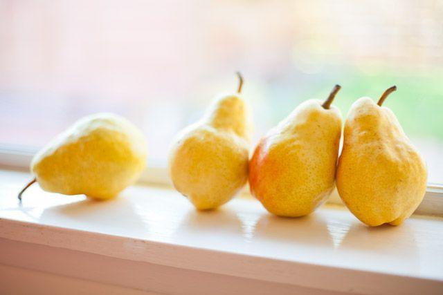 Pear Vanilla Jam-1 Without pectin Added vanilla extract and apple pie ...
