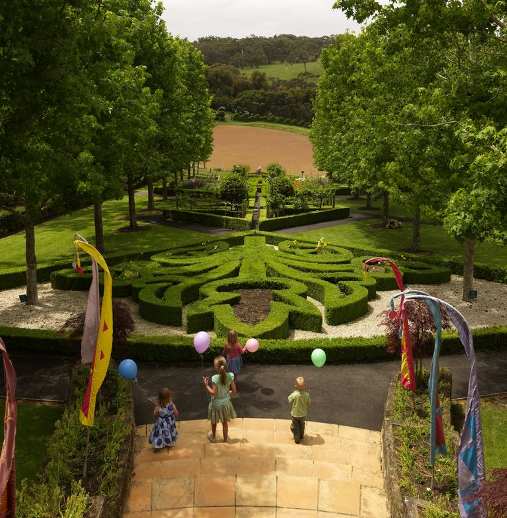 The Enchanted Adventure Garden Mornington Peninsula, Victoria, Australia