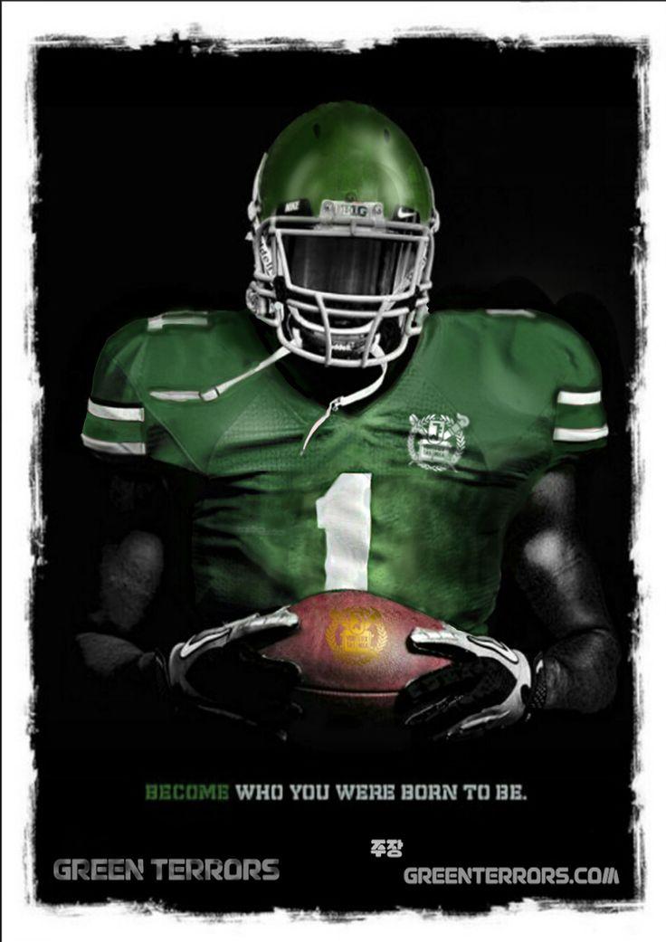 서울대학교 미식축구부 2015년 리크루팅 포스터 Seoul National University #Americanfootball Team 2015 Recruiting poster