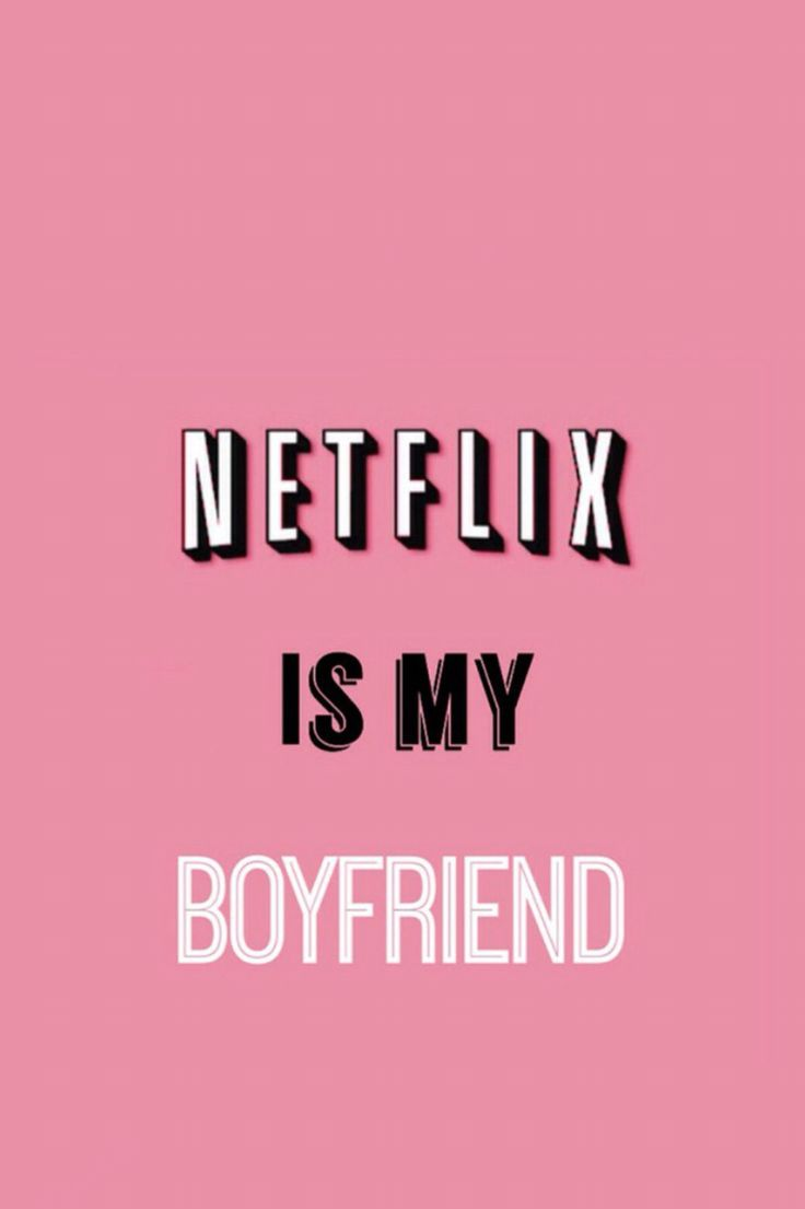 Vs pink iphone wallpaper tumblr - Netflix Is My Boyfriend More