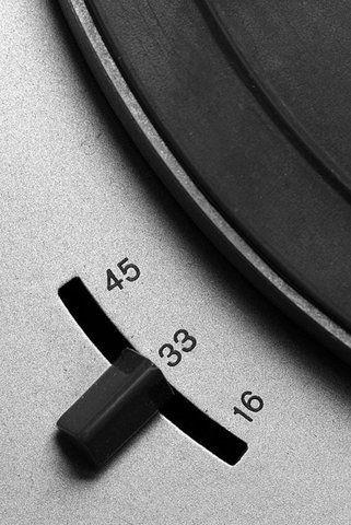 Le tourne disque...