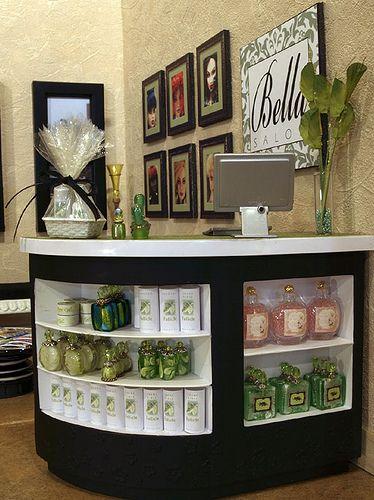 Salon Diorama | Reception desk | Amanda in WI (esp1964) | Flickr