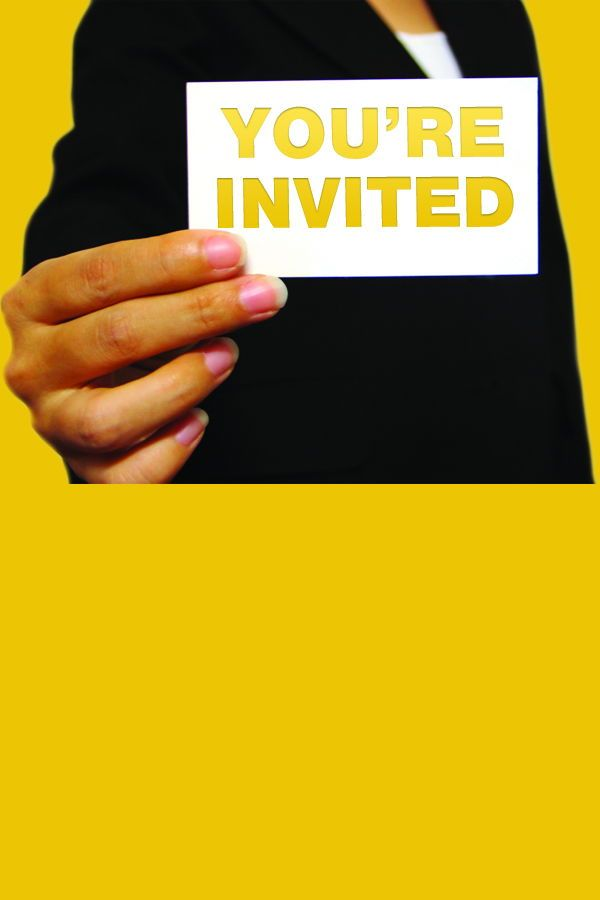 You Re Invited Get Set To Impress Colleagues And Clients With This Evite Premium Invitation Whether You Re O Digital Invitations Networking Event Invitations