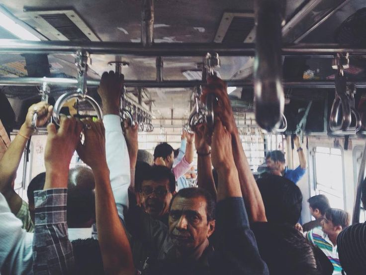 You don't know what crowded is until you step onto a #Mumbai Suburban Railway Cart! With over 7.5 million passengers daily (that's 3.5 times the population of #Dubai, and just a little under the combined population of #Kuwait, #Qatar and #Oman), that's a lot of people.