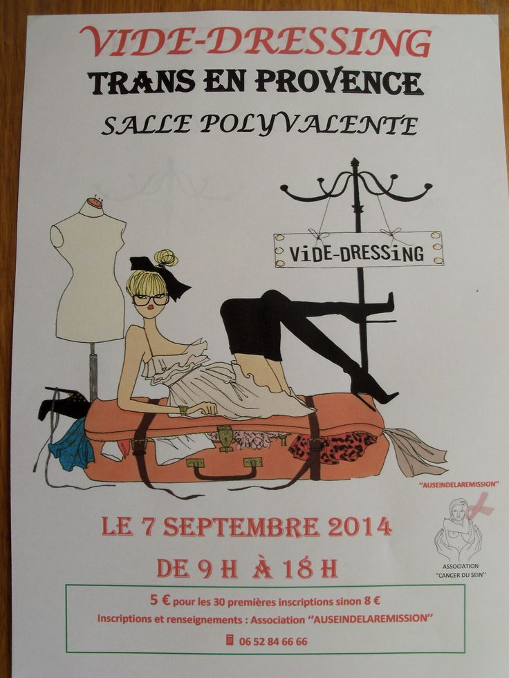 Vide-dressing, Trans-en-Provence (83720), Provence-Alpes-Côte d'Azur