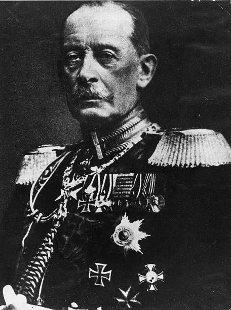 German soldier Field Marshal Alfred von Schlieffen creator of the Schlieffen Plan a strategy to conduct a war on two fronts He devised the plan to...