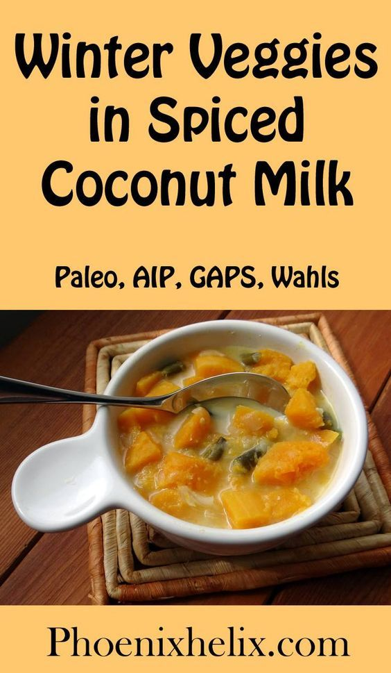 infused coconut spiced coconut ginger infused coconut milk aip protcol ...