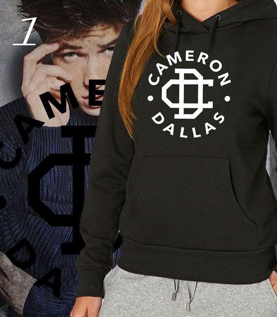 Cameron Dallas hoodie di DaiquisCraftRoom su Etsy