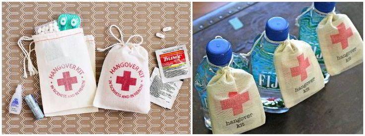 medicamentos para la resaca, hangover kit