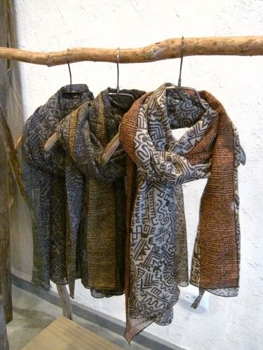 Image Result For Scarf Display Table Top Display