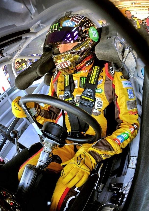 Kyle Busch - Phoenix Speedway Practice 03/01/13