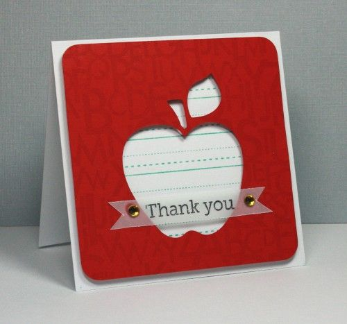 Unique Thank You Card Ideas: 29 Best Cards: Teacher Cards & Gift Ideas Images On