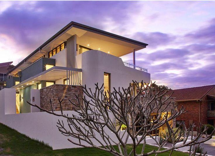 17 best images about casas modernas modern homes on for Casas modernas lima