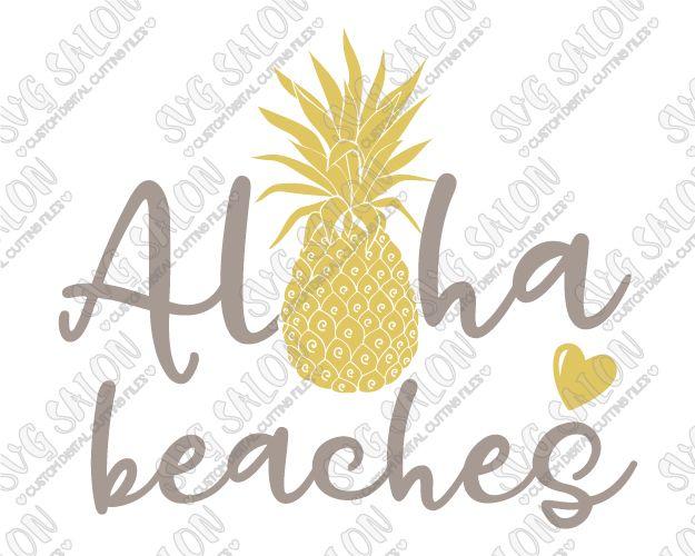 Aloha Wooden Sign