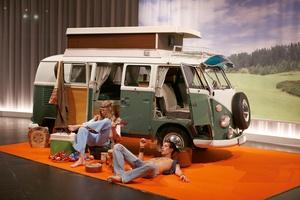 Um dos símbolos hippies das décadas de 60 e 70
