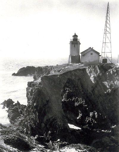 Point Arguello Lighthouse, California.